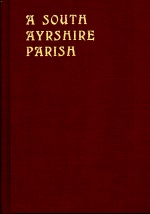 Cover is red material with title in gold writing